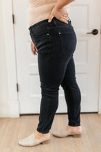 Load image into Gallery viewer, Ready For The Weather Therma Black Jeans