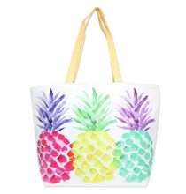 Load image into Gallery viewer, Pineapple Tote Bag