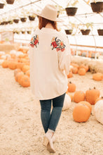 Load image into Gallery viewer, Shoulder Details Cream Cardigan