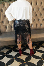 Load image into Gallery viewer, Sierra Sequin Skirt