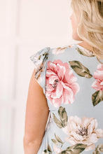 Load image into Gallery viewer, Sweet Sage Floral Top