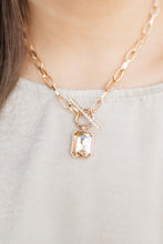 Load image into Gallery viewer, The Jewel Pendant Necklace
