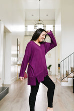 Load image into Gallery viewer, Amethyst Tunic Top