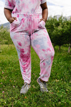 Load image into Gallery viewer, Cozy Quarantine Tie Dye Joggers