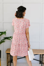 Load image into Gallery viewer, Ditsy Floral Tiered Dress