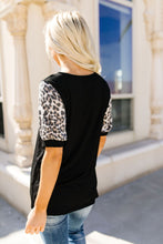 Load image into Gallery viewer, I Love Leopard Top