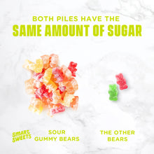 Load image into Gallery viewer, SmartSweets Sour Gummy Bears