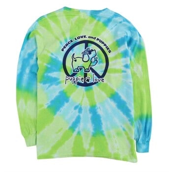 PEACE PUP LONG SLEEVE