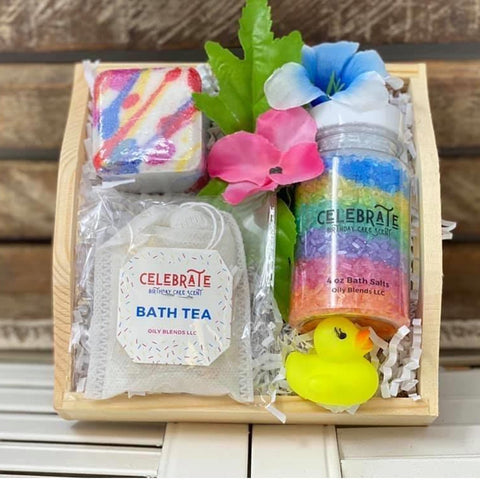 """Celebrate"" Bath Collection"