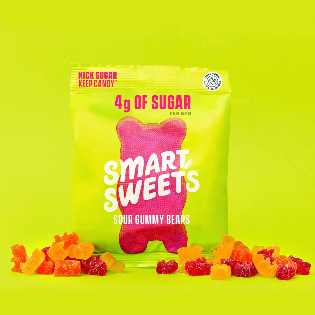 SmartSweets Sour Gummy Bears
