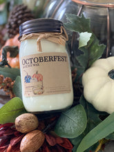 Load image into Gallery viewer, Signature Octoberfest Jumbo Candle