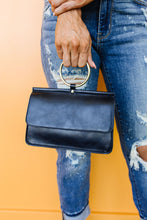 Load image into Gallery viewer, Inner Circle Clutch In Midnight Blue