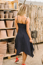 Load image into Gallery viewer, Minnie Polka Dot Sundress