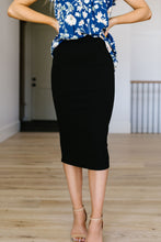 Load image into Gallery viewer, Sleek & Simple Pencil Skirt