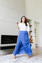 Load image into Gallery viewer, Split Decision Maxi Skirt