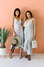 Load image into Gallery viewer, Summer Perfected Striped Dress