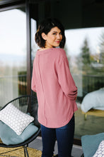 Load image into Gallery viewer, The Ashley Top in Mauve