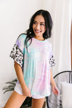 Load image into Gallery viewer, Trendy Comfort Tie Dye Top