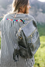 Load image into Gallery viewer, Wanderlust Backpack In Gray