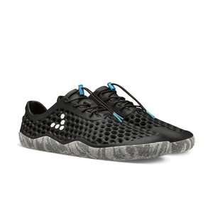 Vivobarefoot Ultra III Bloom Mens Obsidian