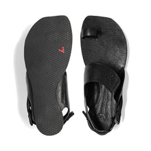 Load image into Gallery viewer, Vivobarefoot Atani Womens Leather Black/Hide