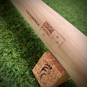 TFC Tasmanian Oak Beam with Cradles [90cm] - PRE-ORDER NOW