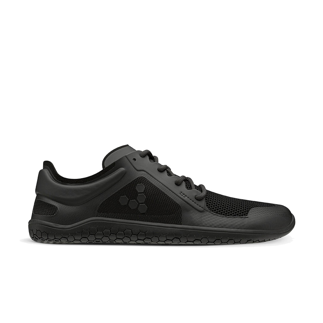 Vivobarefoot Primus Lite II Recycled Womens Obsidian Black