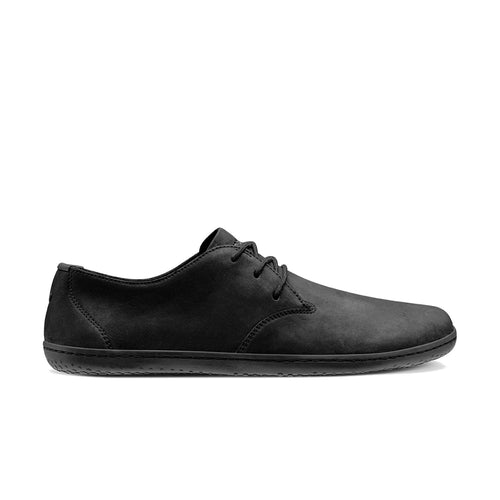Vivobarefoot Ra II Mens Leather Black/Hide