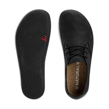 Load image into Gallery viewer, Vivobarefoot Ra II Mens Leather Black/Hide