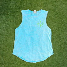 Load image into Gallery viewer, Women's Singlet - Rave Blue