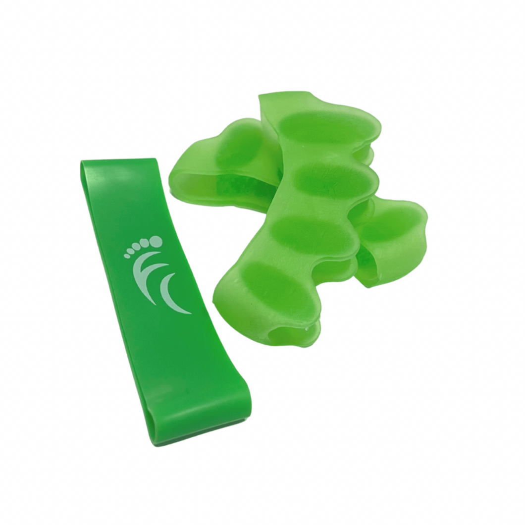 Injinji RUN Original Weight No-Show - Grey (Unisex)