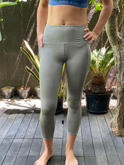 Women's Silver EMF Protection Tights