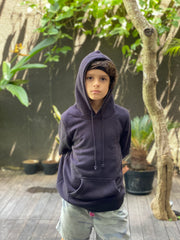 Kids EMF Protection Cotton Hoodie