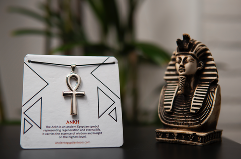 Ankh Necklace (Large)