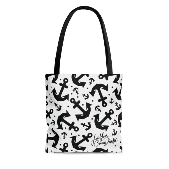 Lee Your Cruise Director Anchor Tote Bag