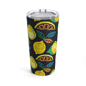 Bold Citrus 20oz Hot/Cold Stainless Tumbler