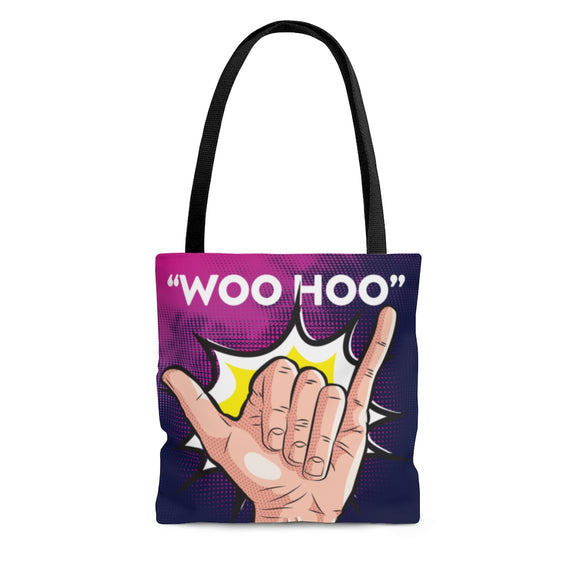 Cruise Director Felipe Woo Hoo Tote Bag