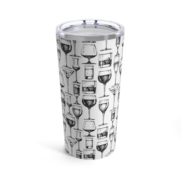 Alchemy Cocktail 20oz Hot/Cold Stainless Tumbler