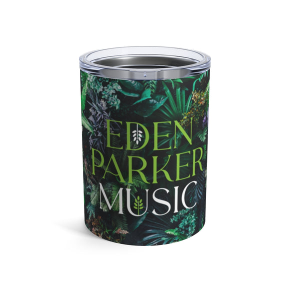 Eden Parker Music 10oz Insulated Tumbler