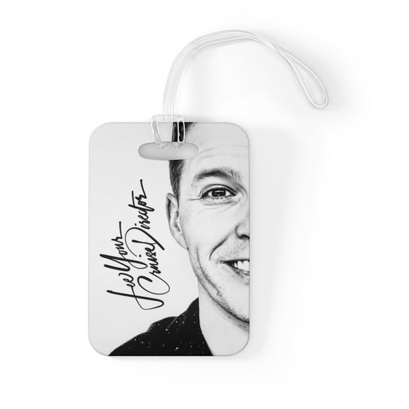 Lee Your Cruise Director Logo Bag Tag