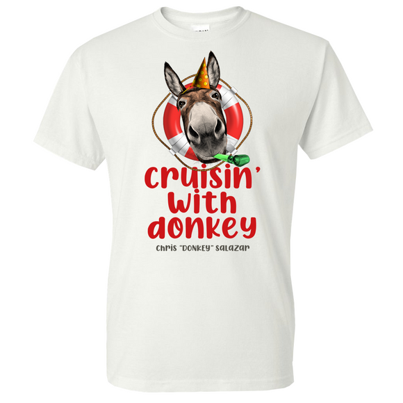 Cruisin' with Donkey