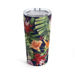 Colorful Tropics 20oz Hot/Cold Stainless Tumbler