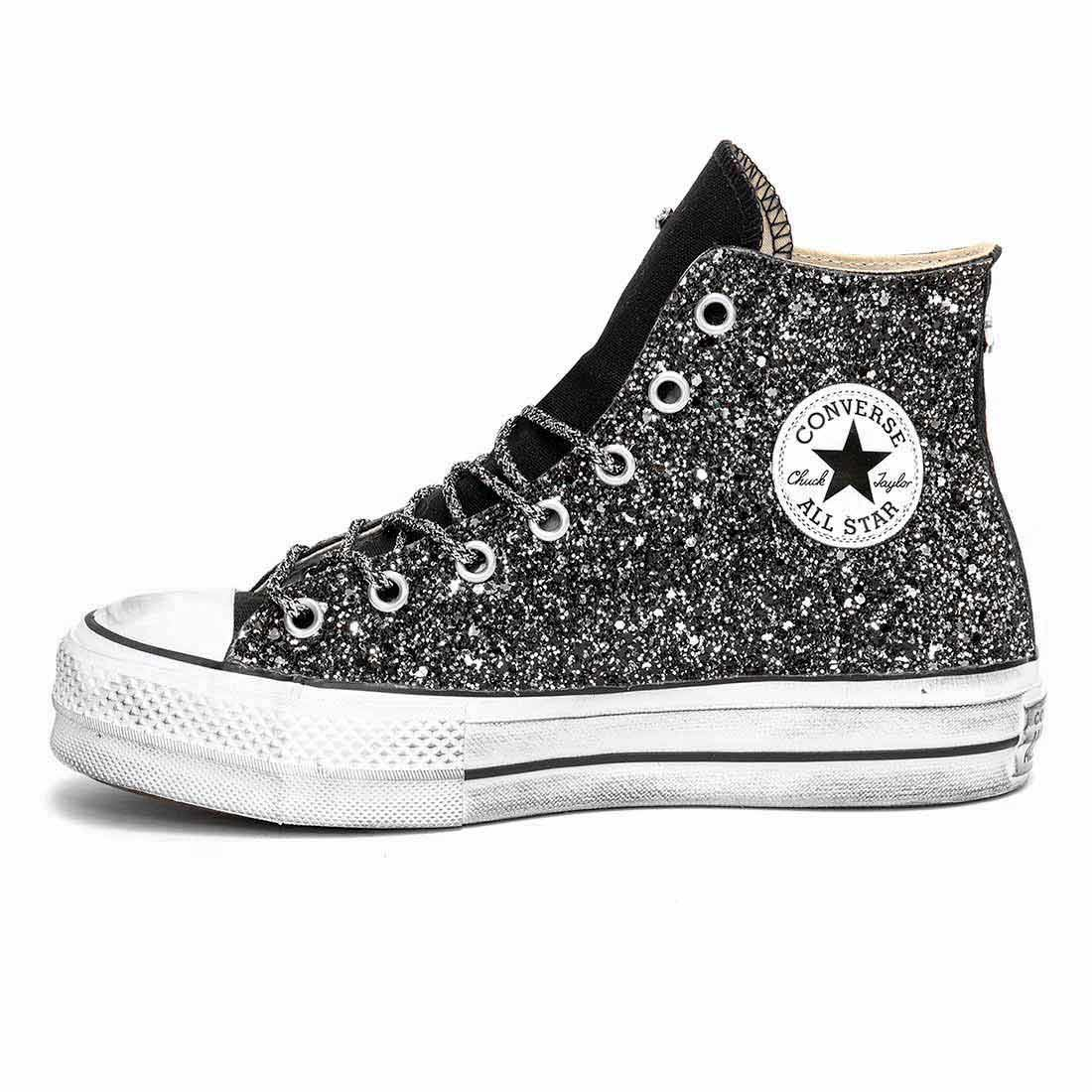 all star converse alte nere