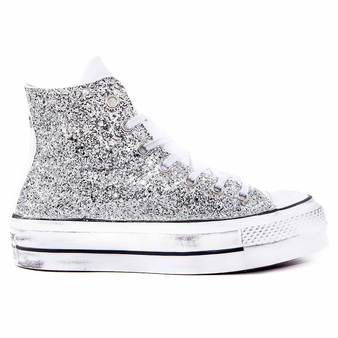 all star converse alte platform