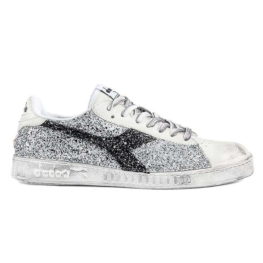 Diadora Game High Borchiate Glitterate Maculate Pitonate  8878c9eb562