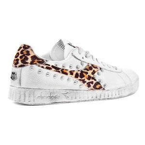 Diadora Game Low Leopardate
