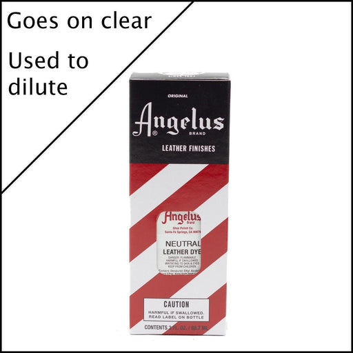 Angelus Leather Dye Neutral