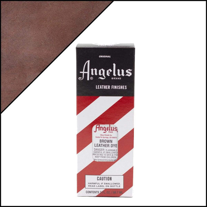 Angelus Leather Dye Brown