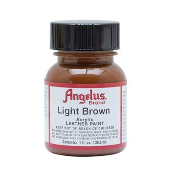 Angelus Light Brown Leather Paint