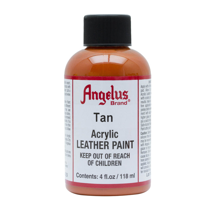 Angelus Tan Acrylic Leather Paint